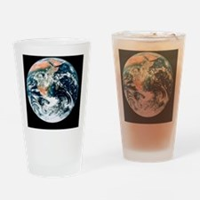 Whole earth from Apollo 17 Drinking Glass