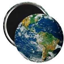 Whole Earth (Blue Marble 2000) Magnet