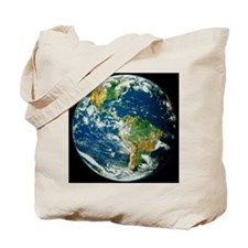 Whole Earth (Blue Marble 2000) Tote Bag