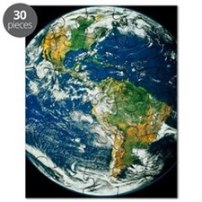 Whole Earth (Blue Marble 2000) Puzzle