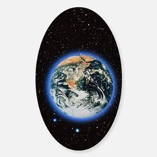 Whole earth Sticker (Oval)