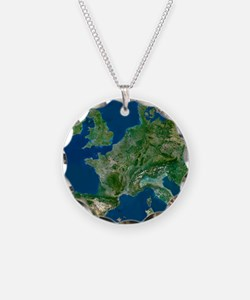 Western Europe Necklace