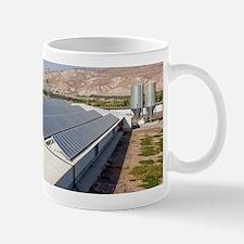 Solar panels Mug