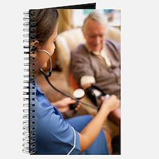 Measuring blood pressure Journal