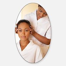 Massage Decal
