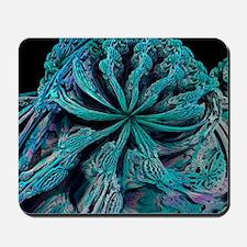 Mandelbulb fractal Mousepad