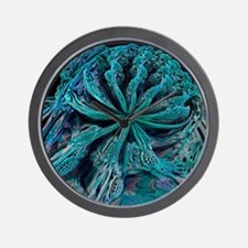Mandelbulb fractal Wall Clock