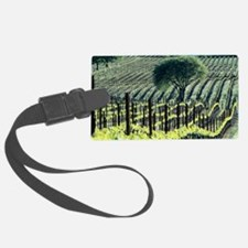 Vineyard Luggage Tag