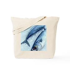Mackerel Tote Bag