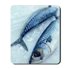 Mackerel Mousepad