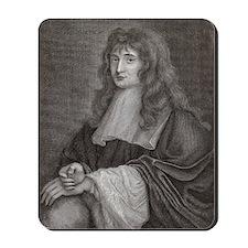 Sir Isaac Newton Mousepad