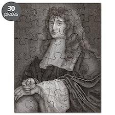 Sir Isaac Newton Puzzle