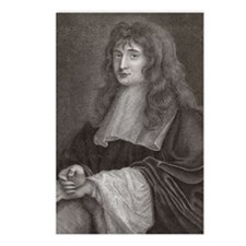 Sir Isaac Newton Postcards (Package of 8)