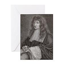 Sir Isaac Newton Greeting Card
