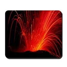 Volcanic eruption Mousepad