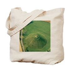 Silbury Hill, Wiltshire, UK Tote Bag