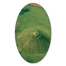 Silbury Hill, Wiltshire, UK Decal