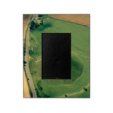 Silbury Hill, Wiltshire, UK Picture Frame