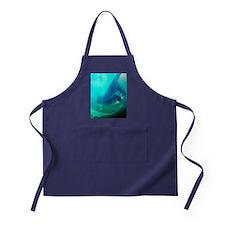 Loch Ness monster, artwork Apron (dark)