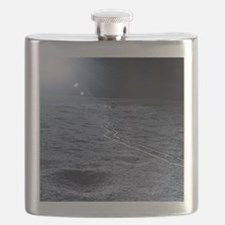 Lunar landing module Flask