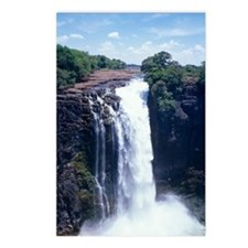 Victoria Falls Postcards (Package of 8)
