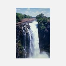 Victoria Falls Rectangle Magnet