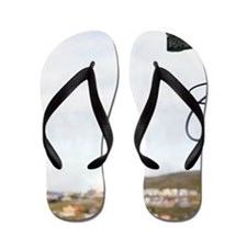 Security camera Flip Flops