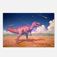 Tyrannosaurus rex with me Postcards (Package of 8)