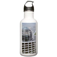 Urban farm, conceptual Water Bottle