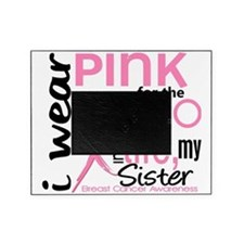 - Hero in Life Sister Breast Cancer Picture Frame