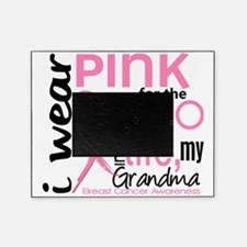 - Hero in My Life 2 Grandma Breast C Picture Frame