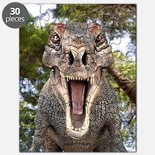 Tyrannosaurus rex dinosaur Puzzle