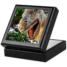 Tyrannosaurus rex dinosaur Keepsake Box