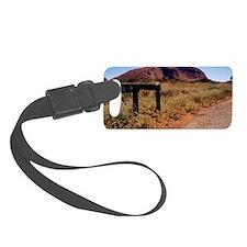 Uluru (Ayers Rock) Luggage Tag