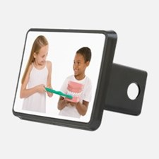Learning dental hygiene Hitch Cover