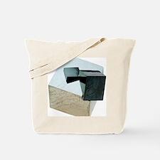 Iron pyrite crystals Tote Bag