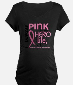 - Hero in My LIfe 2 Mother  T-Shirt