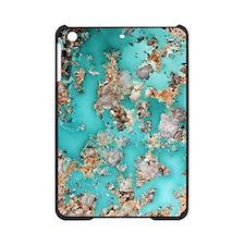 Turquoise mineral iPad Mini Case