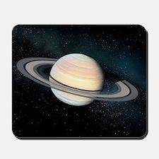Saturn, artwork Mousepad