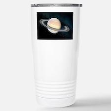 Saturn, artwork Stainless Steel Travel Mug