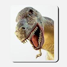 Tyrannosaurus rex dinosaur Mousepad