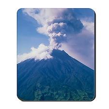 Tunguragua volcano Mousepad