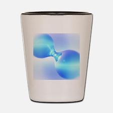 Hydrogen molecule Shot Glass