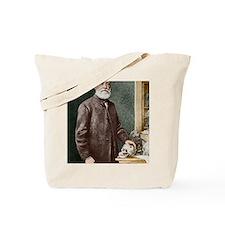 Rudolf Virchow, German pathologist Tote Bag