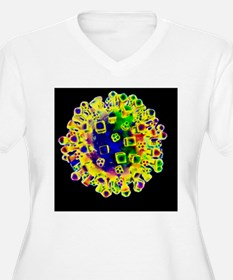 Influenza virus,  T-Shirt