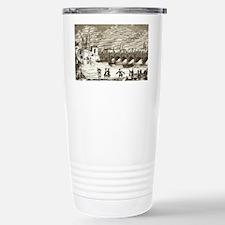 Royal Society Electrical Experi Travel Mug