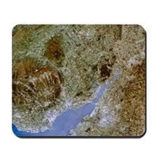 True-colour satellite image of Severn es Mousepad