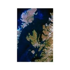 True-colour satellite image of no Rectangle Magnet