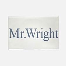 Mr. Wright Magnets