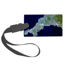 True-colour satellite image of C Luggage Tag